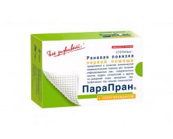 ПараПран с хлоргексидином - раневая повязка первой помощи, 10 см x 1 м