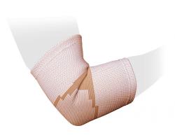 Бандаж на локтевой сустав эластичный ES-E01 S