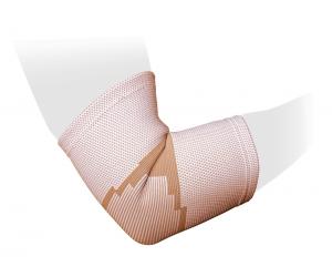 Бандаж на локтевой сустав эластичный ES-E01 L