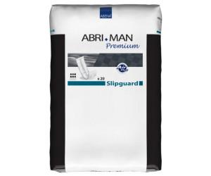 Abri-Man Slipguard / Абена Абри-Мен Слипгуард - мужские урологические прокладки, 20 шт.