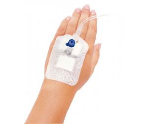 Cosmopor I.V. / Космопор Ай Ви - самоклеящаяся повязка для фиксации катетеров, 8х6 см