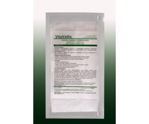 ВитаВаллис (VitaVallis) для лечения инфицированных и гнойных ран ( 10 х 20 см )