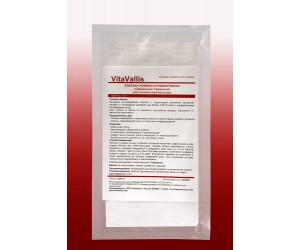 ВитаВаллис (VitaVallis) для лечения ожогов ( 10 х 20 см )