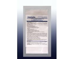 ВитаВаллис (VitaVallis) для лечения длительно незаживающих (хронических) ран. 10х20см.