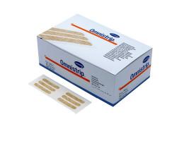Omnistrip / Омнистрип - стерильные полоски на операционные швы, 6x76 мм, 1 пластина (3 полоски)