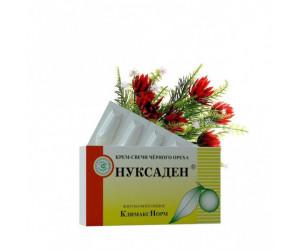 Нуксаден  Климакс-норм крем-свечи 10 шт.